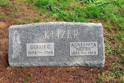 """Agnesnita """"Nettie"""" <I>TerHaar</I> Keizer"""
