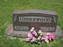 Mabel Jesse <I>Edwards</I> Underwood