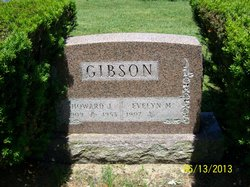 Evelyn M Gibson