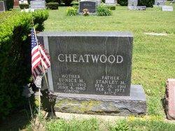 Eunice M <I>Gibson</I> Cheatwood