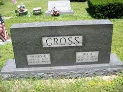 Henry E Cross