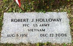 Robert J Holloway