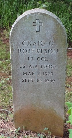 Craig G Robertson