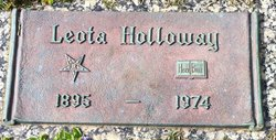 Leota <I>Owens</I> Holloway