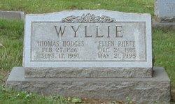 Ellen Hazlehurst <I>Rhett</I> Wyllie