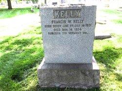 Dr Francis W. Kelly
