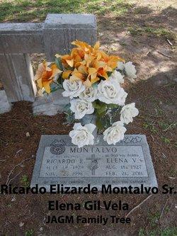Ricardo Elizarde Montalvo, Sr