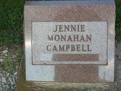 Jennie <I>Monahan</I> Campbell