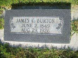 James C Burton