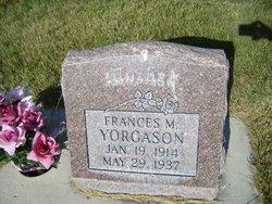 Frances Marion <I>Coates</I> Yorgason