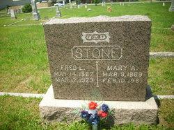 Mary Alice <I>Dickey</I> Stone