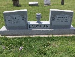 Norma Hope <I>Holifield</I> Ladyman