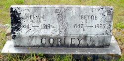 "Elizabeth Bettie ""Lizzie"" <I>Cook</I> Corley"