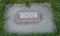 Rose Ann Ash
