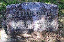 Jennie Regina <I>Hauge</I> Brenholt