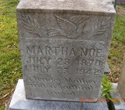 Martha <I>Coomer</I> Noe