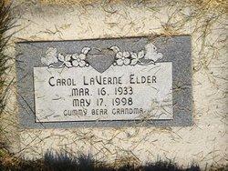 Carol Laverne <I>Lowe</I> Elder