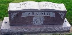 Mary Virginia <I>Jones</I> Arnold