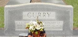 Leonard Lee Curry
