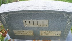 Mary Ellen <I>Jackson</I> Hill