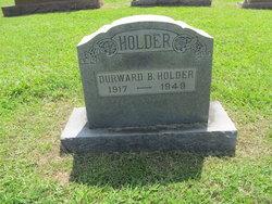 Durward B Holder