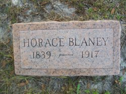 Horace Blaney