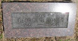 George Baker Jones