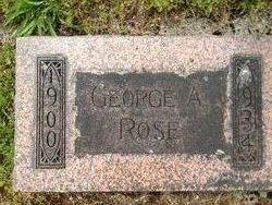 George Alfred Rose