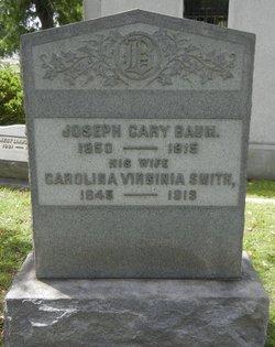 Carolina Virginia <I>Smith</I> Baum