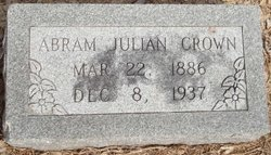 Abram Julian Crown, Sr