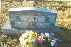 Minnie B. <I>Lewis</I> Payne Avery