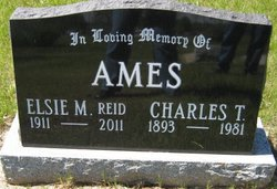 Elsie M <I>Reid</I> Ames