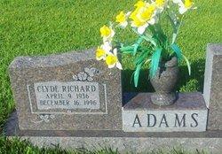 Clyde Richard Adams
