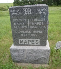 Clarence Mapes