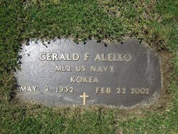 "Gerald Francis ""Spider"" Aleixo"