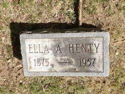 Ella Ann Henty