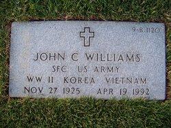 John C Williams