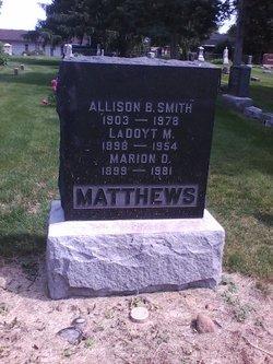 Marion D. Matthews
