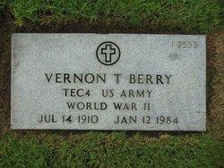 Vernon T Berry