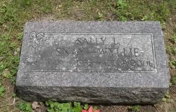 Sally Lou <I>Snay</I> Wyllie