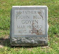 John Bell Goyen