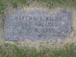 Martha I. Kilby