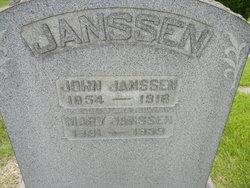 Mary <I>Delor</I> Janssen