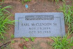 Joseph Earl McClendon, Sr