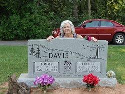 """Lucille Rider """"Gooce"""" Davis"""