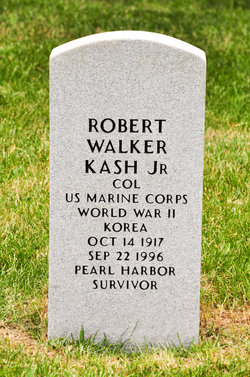 Robert Walker Kash, Jr