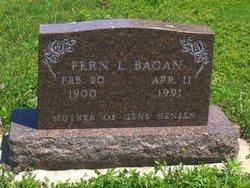 Fern Lenore <I>Allspott</I> Bagan
