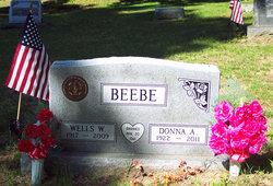 Donna A <I>Baragar</I> Beebe