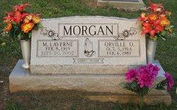 May Laverne <I>Totten</I> Morgan