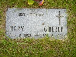 Mary <I>Taszreak</I> Gmerek